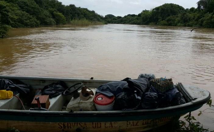 Naufragó embarcación que transportaba funcionarios de la alcaldía de Paz de Ariporo