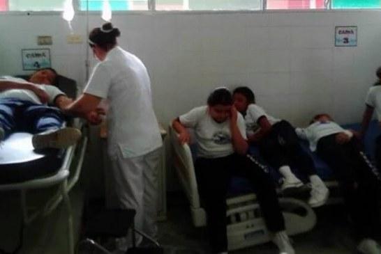 Intoxicación masiva en Arauca