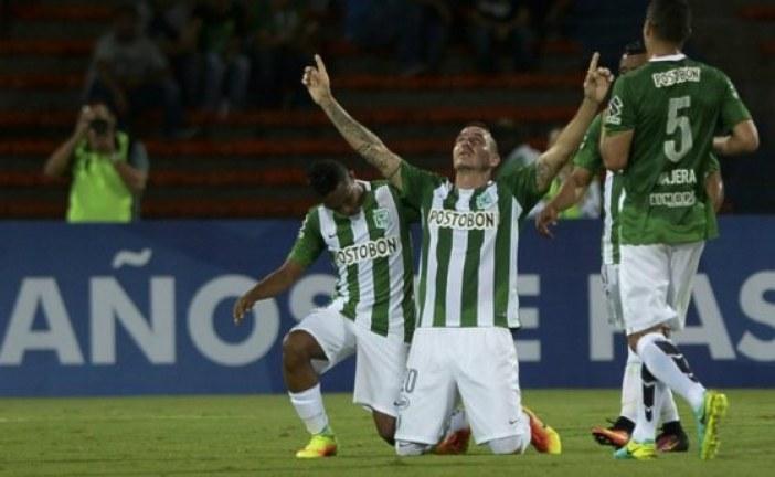 Nacional derrotó 0-2 a Real Cartagena y clasificó a cuartos de la Copa Águila