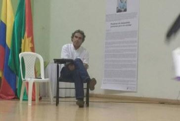 "AUDIO | ""No soy santista ni uribista"": Sergio Fajardo"