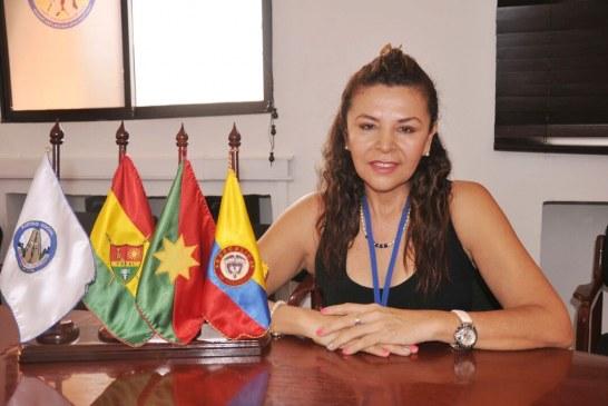 #EnAudio Comándate policía Casanare solicitó aclaración al Juzgado para saber si arresta o no a alcaldesa de Yopal.