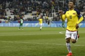 Colombia venció 2-0 a Nigera y se clasificó a cuartos de final
