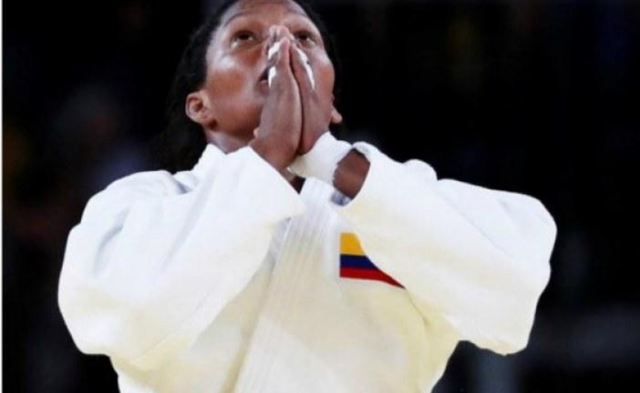 Yuri Alvear, medallista de plata en Judo en Río 2016