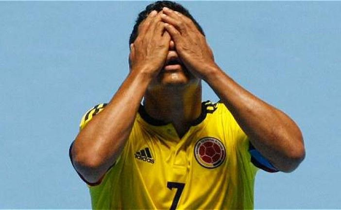 Colombia, eliminada del Mundial de Fútsal