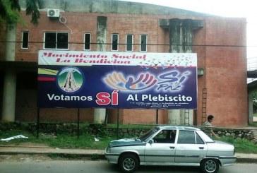 Alcaldía Reglamenta elementos publicitarios que promuevan el SI o el NO en el plebiscito