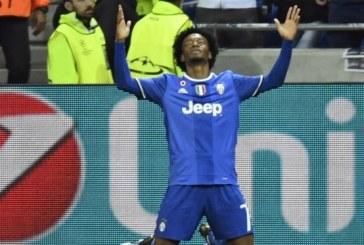 Juventus adquirió los derechos de Juan Guillermo Cuadrado