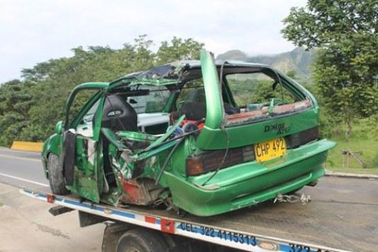 AUDIO | Tragedia familiar en accidente Yopal-Aguazul