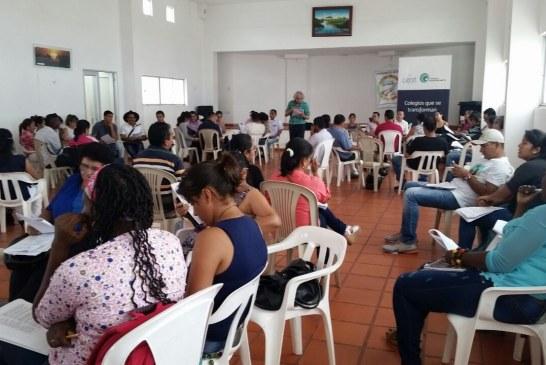 Docentes del norte de Casanare se capacitan en estrategias de transformación de educativa