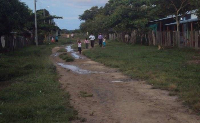Alteración de orden público en zona rural del municipio de Paz de Ariporo
