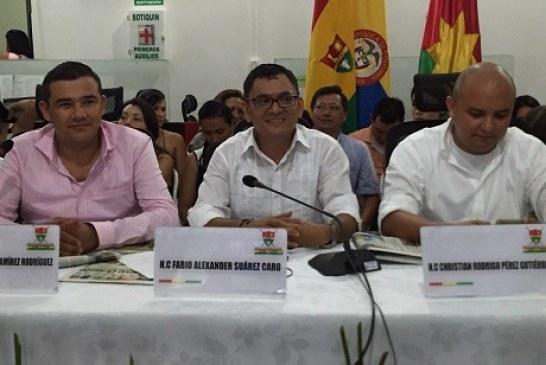 Archivado proyecto de Acuerdo de modificación al presupuesto 2017 de Yopal