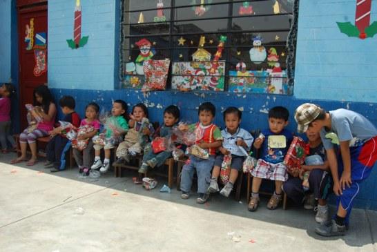 Más de 20 mil niños recibieron regalos en esta Navidad, gracias a la solidaridad de los ciudadanos