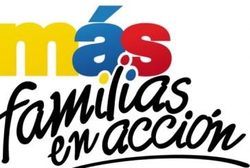 Inició sexta entrega de incentivos del programa Más Familias en Acción