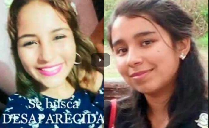 Buscan desesperadamente a estas dos jovencitas desaparecidas en Bogotá