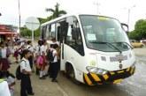 Secretaría de Educación Departamental aclara cuestionamientos en relación con el transporte escolar.