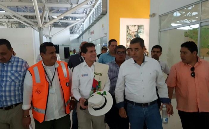 Aerocivil asigna nuevos recursos para el aeropuerto Artunduaga Paredes de Florencia, Caquetá