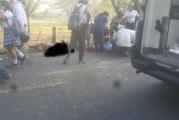 Jóven estudiante resultó muerto en accidente de tránsito en zona rural de Yopal