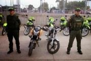 Un vehículo y dos motocicletas recuperó la Policía en Villavicencio