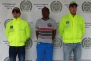 Policía capturó en Meta a Morocho, presunto agresor de una Mujer y su hijo