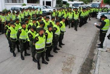 Gobernación exaltó labor de la Policía En Casanare