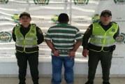 Policía Metropolitana de Villavicencio capturó un Hombre con circular de Interpol