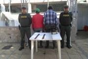 Dos personas fueron capturadas en Pore, por el delito de aprovechamiento ilícito de los recursos naturales