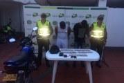 Acacias: Capturados 2 fleteros, intentaron  hurtar 15 millones de pesos