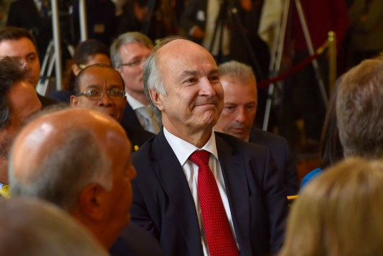 Enrique Gil Botero, nuevo Ministro de Justicia