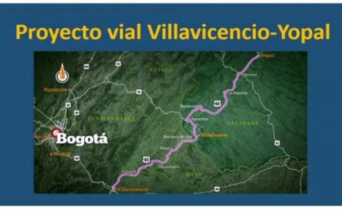 SecObras pide a MinVias y ANI rediseñar la doble calzada entre Yopal y Aguazul