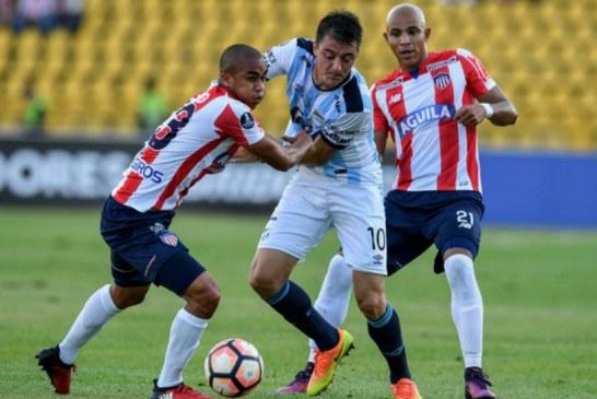 Junior, eliminado de la Libertadores; cayó 3-1 contra Atlético Tucumán