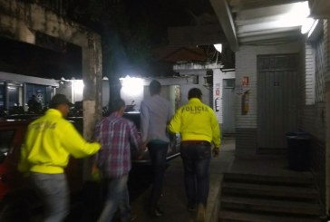 Policía frustró hurto en hotel de Villavicencio