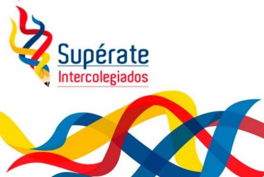 Quedan 15 días de inscripción para los Juegos Supérate Intercolegiados