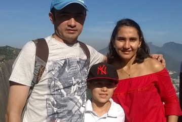 #EnAudio El casanareño Fredy Rivera Angel explicó cómo logró conseguir una beca con la OEA. Hoy estudia en Brasil