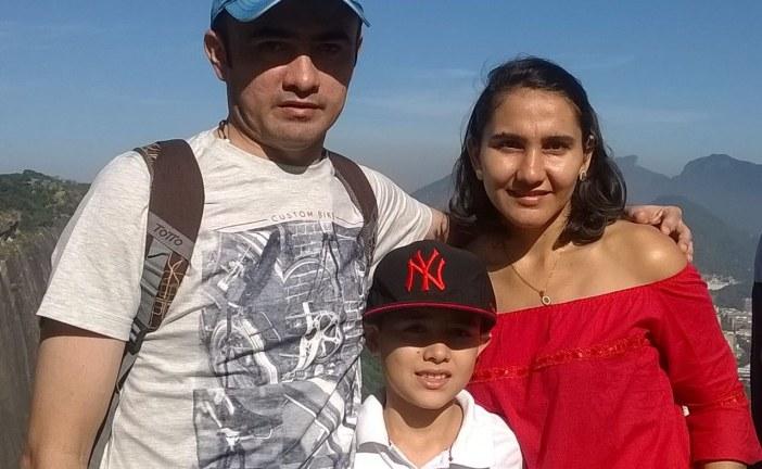 Casanareño está becado por la OEA en Brasil