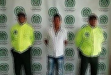 Policía Nacional capturó a un hombre por hurtar motocicleta en Villanueva