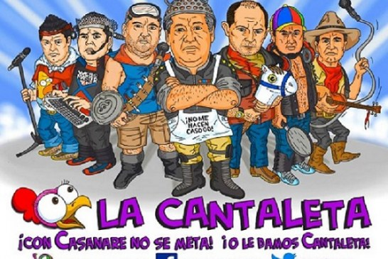 Comité jurídico de la cantaleta aconseja alcalde de Paz de Ariporo.