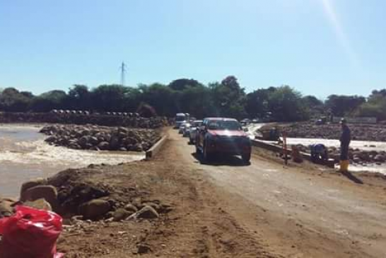 #EnAudio Gobernador de Casanare pide a MinTransporte reabrir puente tipo batea en #ElCharte