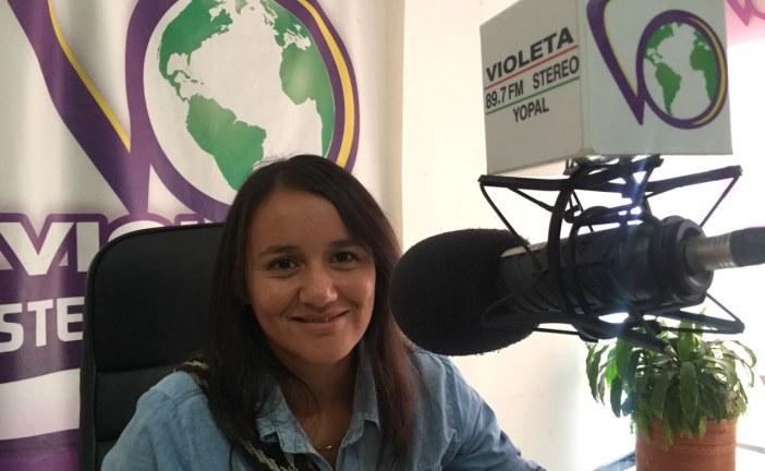 #EnAudio La tenista Claudia Silva Aragón comenta cómo será su gira por Italia