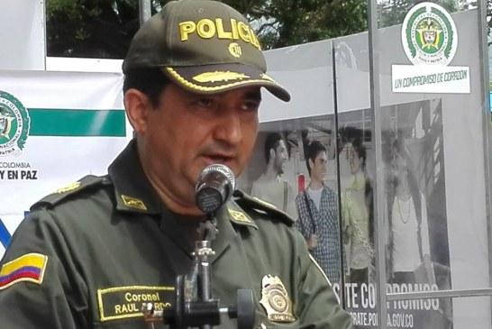 #EnAudio Coronel Raúl Pardo entrega detalles de la captura de un sujeto de 54 años, por el delito de acceso carnal a menor de 14 años.
