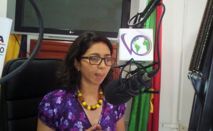 "#EnAudio  ""Se inician pagos a beneficiarios de Familias en Acción"" Diana Ruefli, enlace municipal."