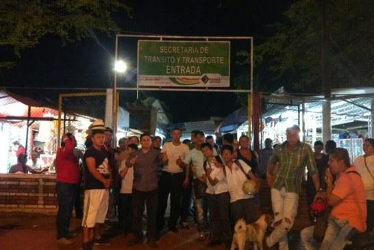 #EnAudio Mayra Castañeda, vocera de los comerciantes informales del terminal de Yopal.