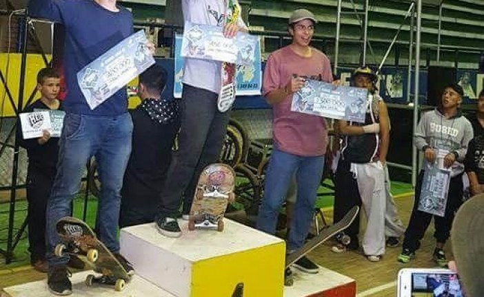 #EnAudio Casanare tiene sub campeón nacional de skateboarding