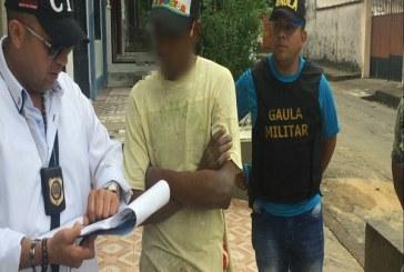 Hombres del Gaula Militar y CTI Casanare fueron hasta Caquetá por presunto extorsionista
