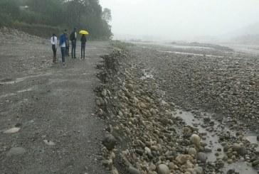 Planeación Municipal insiste en que no se debe construir por ningún motivo en la margen derecha del río Cravo Sur en Yopal.