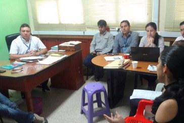 Se realizó Comité Extraordinario de Seguimiento Penitenciario por no recibo de más presos