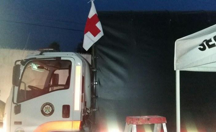 Partió el primer envío de ayudas humanitarias de Casanare hacia Mocoa