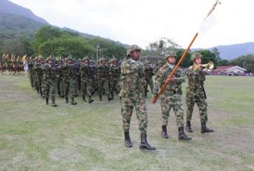 Batallón de Apoyo y Servicios N° 16 en Yopal, invita a los jóvenes a incorporarsen al Ejército Nacional