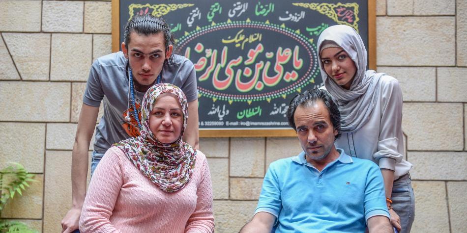 familia iraqui