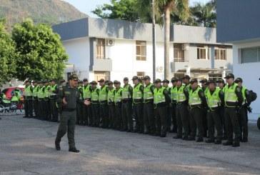 Policía aumenta pie de fuerza en Yopal.