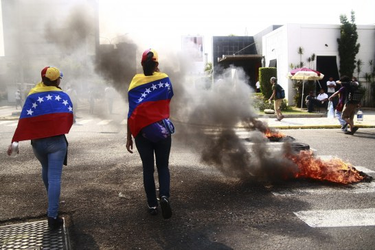 #EnAudio Reporte desde Venezuela sobre la tensión por las multiples marchas de hoy