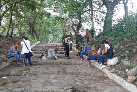 Ocho de las nueve familias asentadas en el parque La Iguana se irán a Villa David